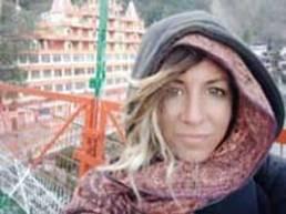 Jesse Amy Devlin - Bikram Hot Yoga and Yin Yoga teacher at Sadhana Yoga and Wellbeing in London