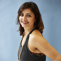 Michelle Varchione vinyasa yoga instructor at Sadhana yoga and wellbeing in London