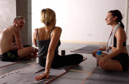 stress awareness- sadhana yoga and wellbeing